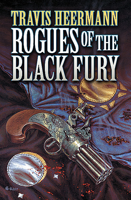 Rogues of the Black Fury, Travis Heermann