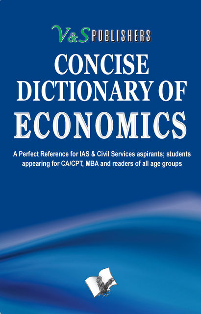 Concise Dictionary of Economics, Editorial Board