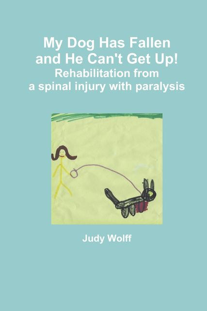 My Dog Has Fallen and He Can't Get Up!: Rehabilitation from Spinal Injury with Paralysis, Judy Wolff