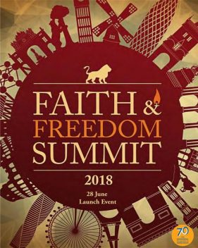 Faith and Freedom Summit Launch Event, FORB. PRESS