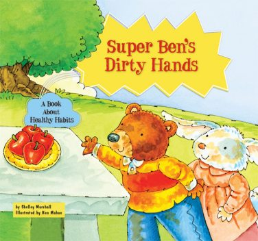 Super Ben's Dirty Hands, Shelley Marshall