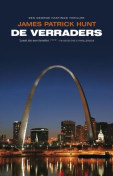 De verraders, James Patrick Hunt