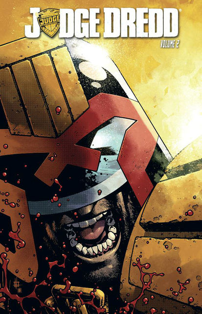 Judge Dredd Vol. 2, Duane Swierczynski