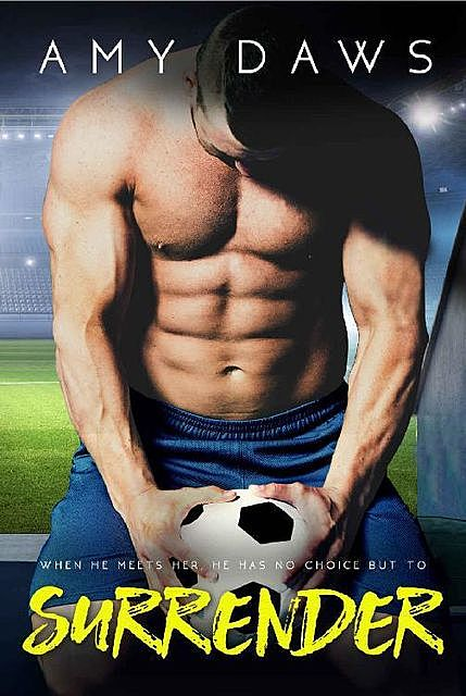 Surrender (Harris Brothers Book 4), Amy Daws