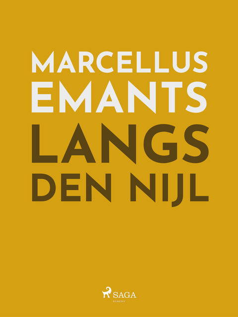 Langs den Nijl, Marcellus Emants