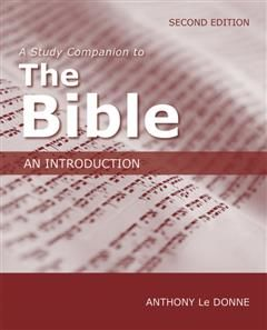 Study Companion to the Bible, Anthony Le Donne