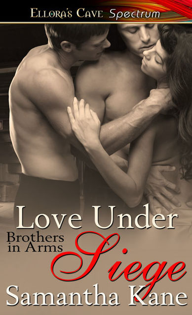 Love Under Siege, Samantha Kane