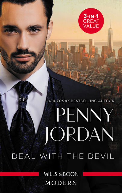 Deal With The Devil/Bedding His Virgin Mistress/Expecting The Playboy's Heir/Blackmailing The Society Bride, Penny Jordan