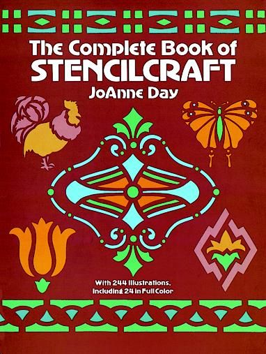 The Complete Book of Stencilcraft, JoAnne Day