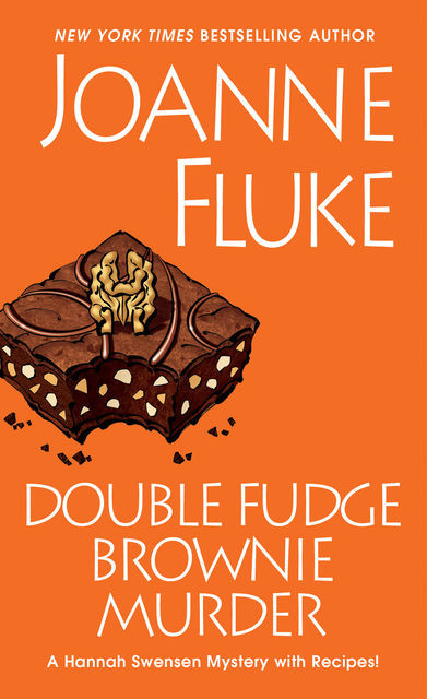 Double Fudge Brownie Murder, Joanne Fluke