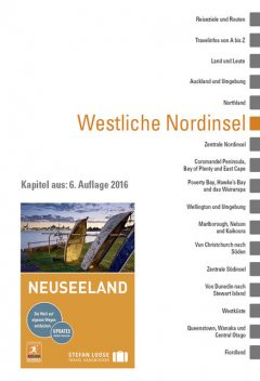 Neuseeland: Westliche Nordinsel, Alison Mudd, Helen Ochyra, Jo James, Paul Whitfield
