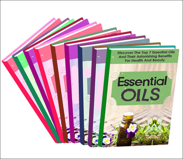 Essential Oils:Box Set : Learn About These Top Essential Oils And Natural Remedies To Cure You Naturally FAST, Old Natural Ways