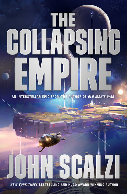 The Collapsing Empire, John Scalzi