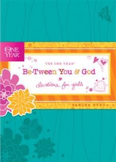 One Year Be-Tween You and God, Sandra Byrd