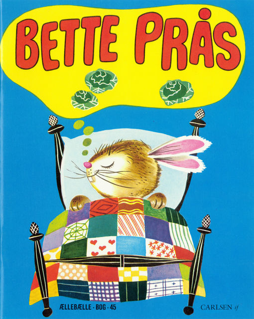 Bette prås, Alf Evers