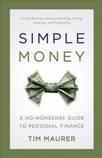 Simple Money, Tim Maurer