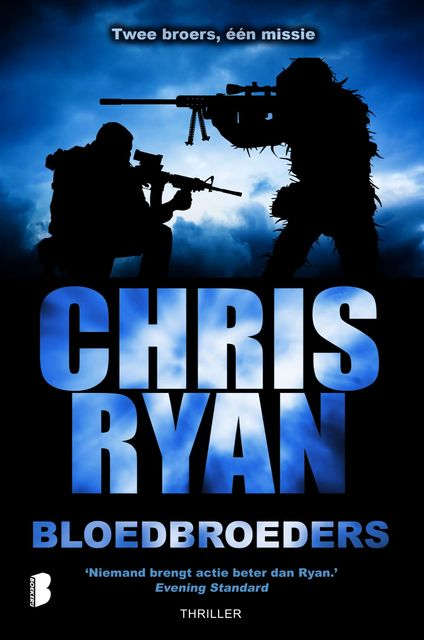 Bloedbroeders, Chris Ryan