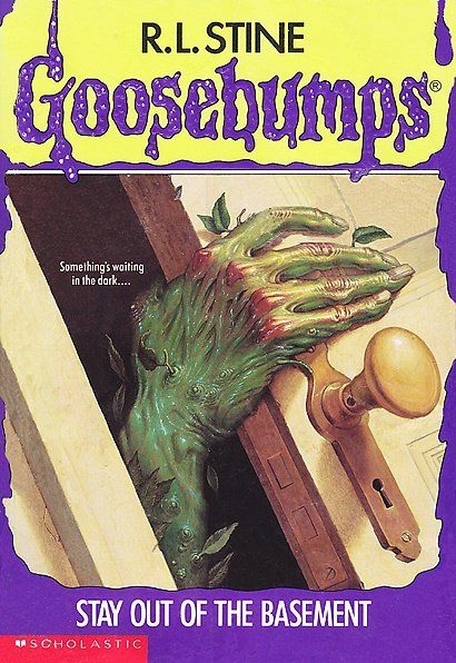 Goosebumps 02 - Stay Out of the Basement, R.L.Stine