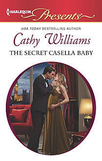The Secret Casella Baby, Cathy Williams