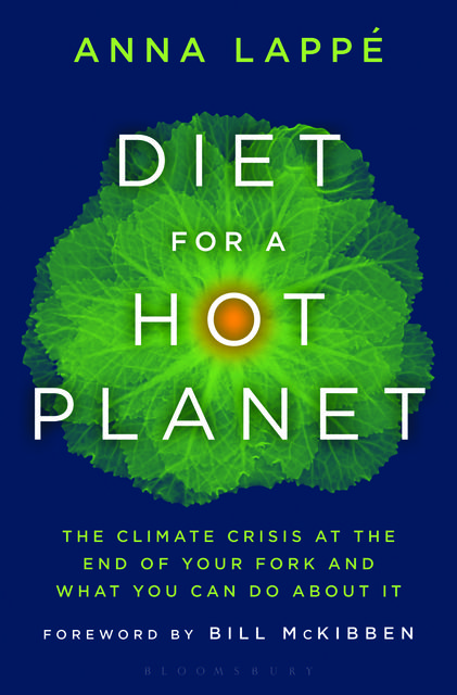 Diet for a Hot Planet, Anna Lappe