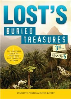 Lost's Buried Treasures, David Lavery