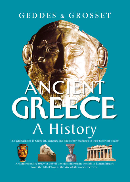Ancient Greece A History, H Cotterill