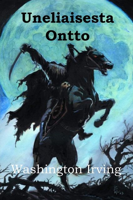 Uneliaisesta Ontto, Washington Irving