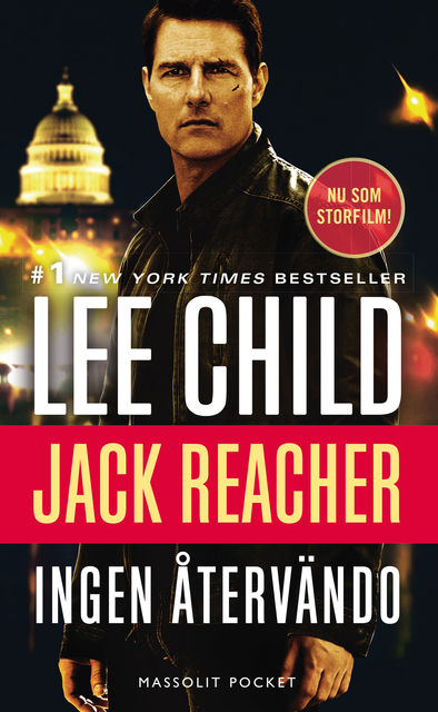 Ingen återvändo, Lee Child