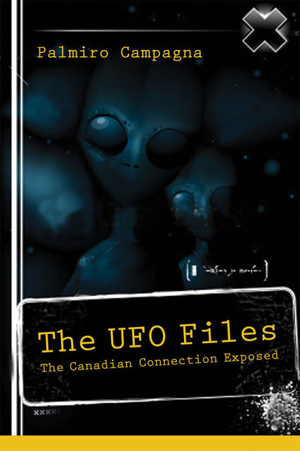 The UFO Files, Palmiro Campagna
