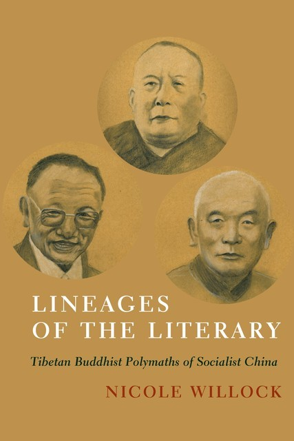 Lineages of the Literary, Nicole Willock