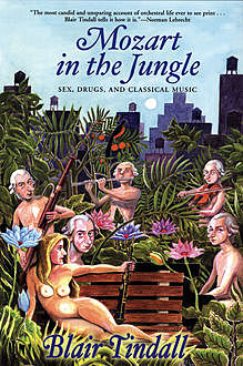 Mozart in the Jungle, Blair Tindall