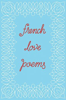 French Love Poems, New Directions