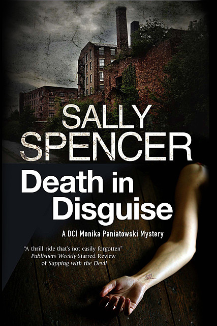Death in disguise, Sally Spencer