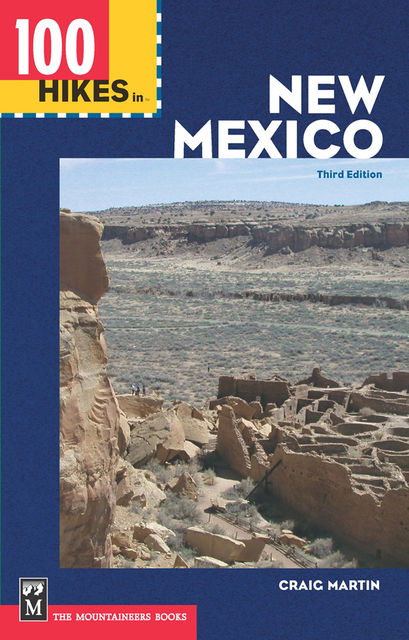 100 Hikes in New Mexico, Craig Martin