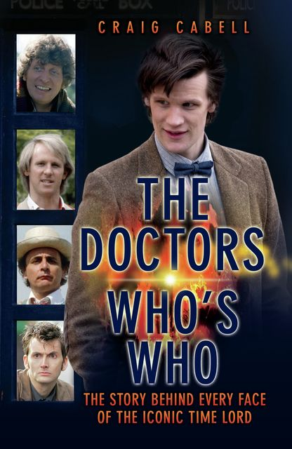 The Doctors Who's Who, Craig Cabell