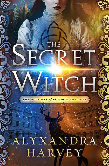 The Secret Witch, Alyxandra Harvey