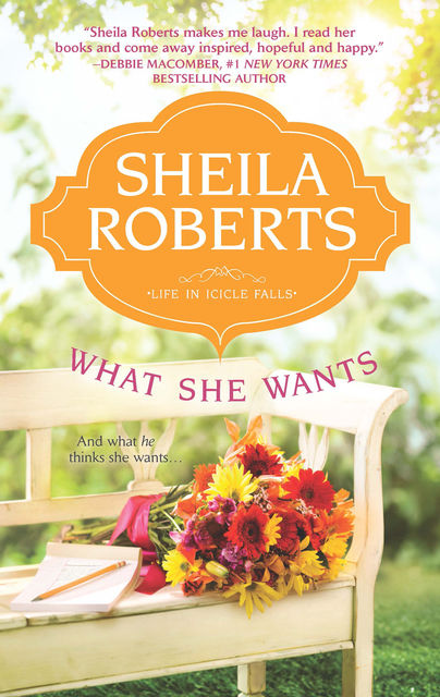 What She Wants, Sheila Roberts