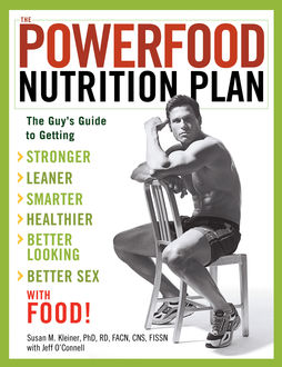 The Powerfood Nutrition Plan, Jeff O'Connell, Susan Kleiner