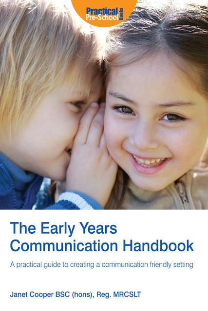 Early Years Communication Handbook, Janet Cooper