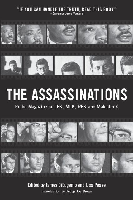 The Assassinations, James DiEugenio, Lisa Pease