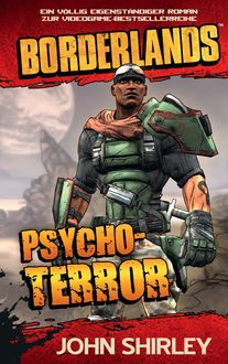 Borderlands: Psycho-Terror, John Shirley