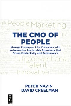 The CMO of People, David Creelman, Peter Navin