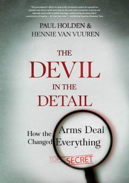 The Devil In The Detail, Paul Holden, Hennie van Vuuren