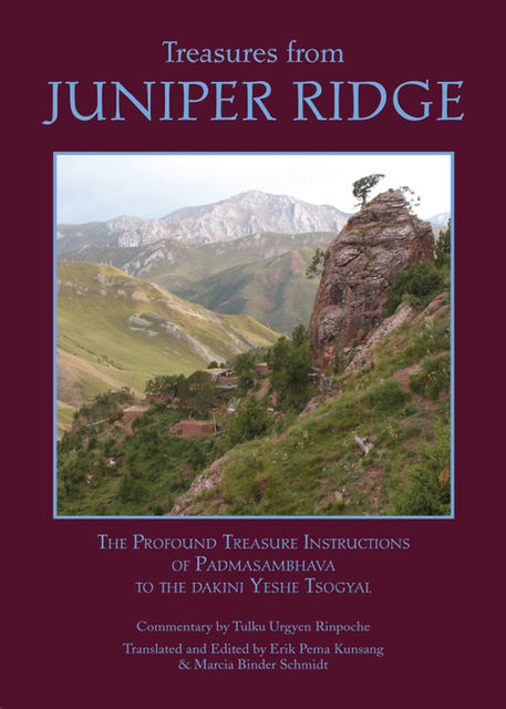 Treasures from Juniper Ridge, Padmasambhava Guru Rinpoche
