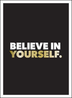 Believe in Yourself, Summersdale Publishers