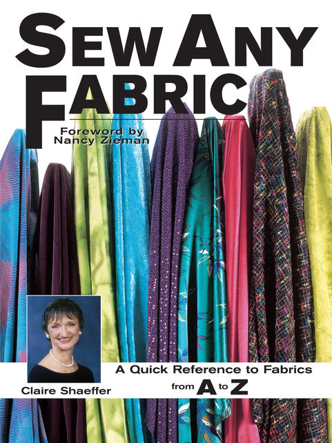 Sew Any Fabric, Claire Shaeffer