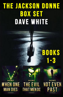 Jackson Donne Box Set, Dave White