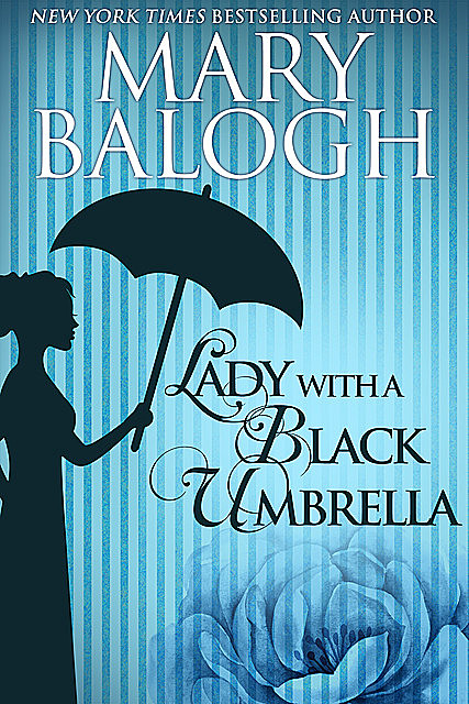 Lady with a Black Umbrella, Mary Balogh