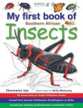My First Book of Southern African Insects, Charmaine Uys
