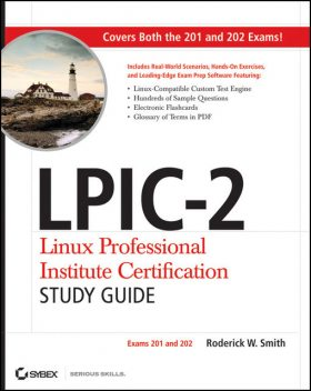 LPIC-2 Linux Professional Institute Certification Study Guide, Roderick W.Smith